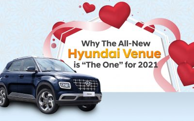 """Why The All-New Hyundai Venue Is """"The One"""" for 2021"""