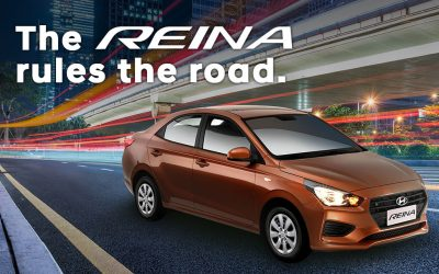 On Women's Month, the Hyundai Reina Rules the Road