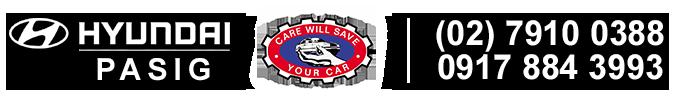 Hyundai Pasig Official Website